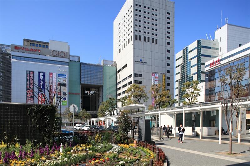 神奈川県川崎市ポスティング1