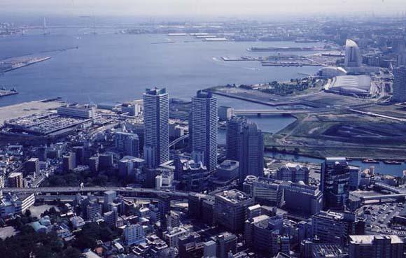 神奈川県横浜市ポスティング1
