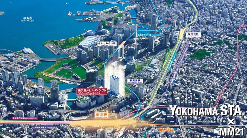 神奈川県横浜市ポスティング2